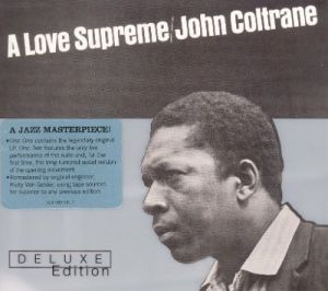 john coltrane a love supreme deluxe edition 2002