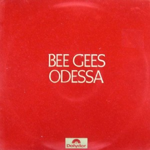 Bee Gees, Odessa, immagine pubblica blog