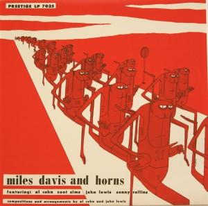 Miles Davis, Miles Davis And Horns